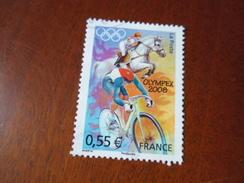 FRANCE TIMBRE OBLITERATION CHOISIE  YVERT N° 4222 - France