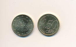 SAN MARINO 2015 - Original Oficial 50 Céntimos Moneda De Curso - Recién ACUÑADO - San Marino