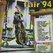 FAIR 94 - CD - BURNING HEADS - LOFOFORA - MUSH - NO ONE IS INNOCENT - SCHULTZ & Les TONTONS FLINGUEURS - Compilations