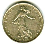 5 Francs  SEMEUSE 1969 Cinqième République En Argent - J. 5 Francs