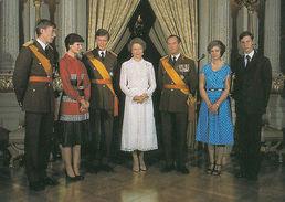 Luxembourg La Famille Grand Ducale Postcard - Postcards