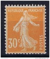 France : Yv 141   Postfrisch/neuf Sans Charniere /MNH/** - 1906-38 Semeuse Con Cameo