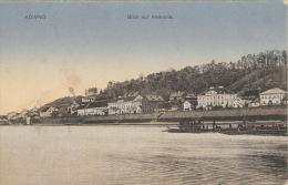 Color-Ansichtskarte Kowno-Aleksota 1916 Gelaufen - Lithuania