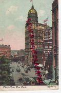 ETATS UNIS - PARK ROW - NEW YORK - Autres Monuments, édifices