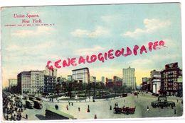 ETATS UNIS - NEW YORK - UNION SQUARE - Union Square