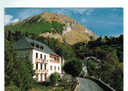 "17992   CPM  GEDRE  , "" A LA BRECHE DE ROLAND "" Hôtel Restaurant  ,   ,  ACHAT DIRECT !! - Andere Gemeenten"