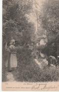 MEUNG - SUR - LOIRE   :-   LES  MAURES  -  EN  PROMENADE - Autres Communes