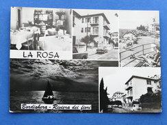 Cartolina - La Rosa - Bordighera - Riviera Dei Fiori - 1955 Ca. - Imperia