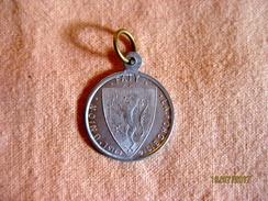 Belgique: Petite Médaille Fantaisie Albert 1er - Royal / Of Nobility