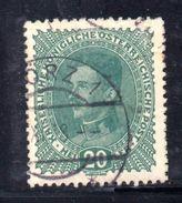XP68 - AUSTRIA , Esemplare Usato Con Annullo GORZ ( GORIZIA ) Del Novembre 1918 - 1850-1918 Impero
