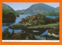 POSTCARD IRELAND EIRE KILLARNEY UPPER LAKE EVENTIDE 60s - Ireland