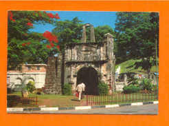 Pc & Stamps SINGAPORE MALACA PORTUGAL FORTRESS - Briefmarken