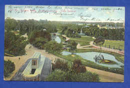 PC ARGENTINA BUENOS AIRES ZOO ZOOLOGICAL GARDEN 1910s - Postcards