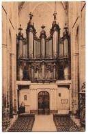 CPSM PF 60 - SAINT-MAXIMIN (Oise) -  Couvent Des Pères Dominicains. La Basilique. Les Orgues - Autres Communes