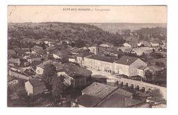 55 Rupt Aux Nonains Vue Générale Cpa Cachet Rupt Aux Nonains 1914 , Voir état Ci Dessous - Other Municipalities