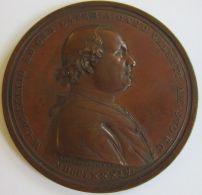 M05227 VATICAN  - M. CASTELLIO AB. GEN. LATER A CARD. VALENTI AM.SVO F.C  1784  (66g) Basil S Marie Portven Raven Au Rev - Royaux/De Noblesse