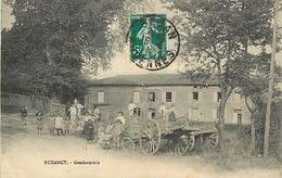 PIE 17-VIN-6275  : BUZANCY. GENDARMERIE - France