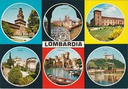 CARTOLINA - POSTCARD  - LOMBARDIA - Italia