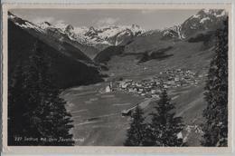 Sedrun Mit Dem Tavetschertal - Photo: Th. Schmid - GR Grisons