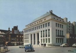 CPM 58 - Nevers - Place Carnot - La Chambre De Commerce Et D'Industrie - Renault 4 - Nevers
