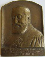 M05253  MYRTIL SCHLEISINGER - TRIBUNAL DE COMMERCE - 1848-1911 - Son Buste (102g) - Professionnels / De Société