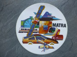 AVIATION Autocollant MATRA  ; Ref  721 VP 35 - Transports