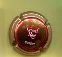 P26 : CHAMPAGNE GOSSET GRANDE ROSE  N° 33 - Gosset