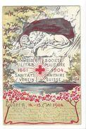 17495 - Luzern 1904 Société Militaire Sanitaire Suisse - LU Lucerne