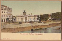 Brazil   PERNAMBUCO Instituio  Archeologico   Br367 - Brésil