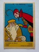 Illustrateur JEAN BRIAN - Le Théâtre - FAUST - Verso: Carte à Jouer  90 X 60 Mm - Artis Historia