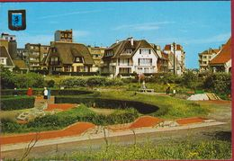 Grote Kaart Grand Format Westende Mini-Golf JVDB (beschadigd-damaged) - Westende