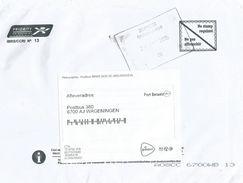 Zimbabwe 2015 Chimanimani Unfranked Postage Paid Cover - Zimbabwe (1980-...)