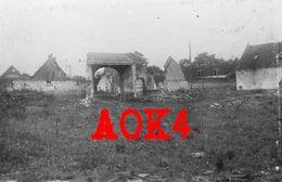 62 FEUCHY Arras Scarpe Nordfrankreich Ruines Ferme Athies Fampoux - Autres Communes