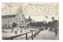 17506 - Kolbere Strandschloss Cachet Fritzow - Pommern