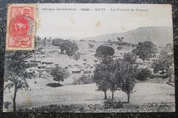 Mali Soudan Kati Trouée De France  Cpa Timbrée 1908 Afrique Occidentale - Mali
