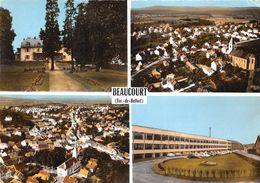 90-BEAUCOURT- MULTIVUES - Beaucourt