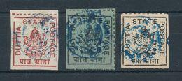 1899. India (Duttia) :) - Inde