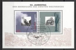 BRD Block 31 O Sonderstempel Berlin - Blokken