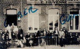 Ramillies Café Restaurant E. Huvenne  REPRODUCTION - Ramillies