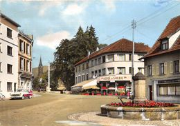 90-GIROMAGNY- GRANDE PLACE - Giromagny