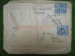 A4886) DR Infla Schwere Drucksache Von Münster 1920 - Deutschland