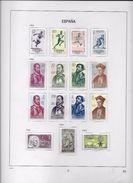 Espagne - Collection Vendue Page Par Page - Neufs * Avec Charnière / Oblitérés - B/TB - Colecciones