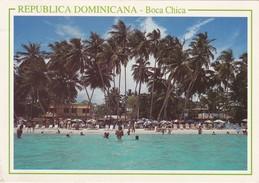 Cartolina - Postcard  - REPUBBLICA DOMINICANA - BOCA CHICA - Cartoline