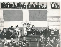 Photo De Presse - GRECE, ATHENES - Le Roi Constantin, La Princesse Irène, Prestation De Serment - Foto