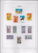 Espagne - Collection Vendue Page Par Page - Neufs * Avec Charnière / Oblitérés - B/TB - Espagne