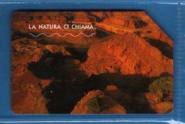 (4Eu) USATA ° - LA NATURA CI CHIAMA - GRAND CANYON.   -  Vedi Descrizione - Italia