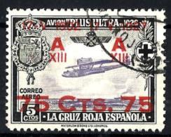 España Nº 388 En Usado - Oblitérés