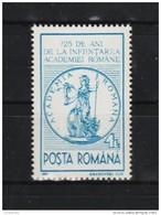 1991 -  L Academie Roumaine Mi No 4674 Et Y&T No 3948 MNH - 1948-.... Republiken