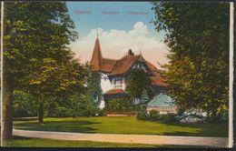 °°° 5037 - GERMANY - GLEIWITZ - STADTPARK - GARTNERHAUS °°° - Schlesien