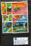 AMERICA:PARAGUAY# TOPICS# SPACE APOLLO MISSION# (TSET-200S-2) (02) - Space